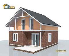 Проекты канадских домов 100-150 м2