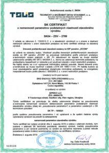 sipeko-evrosertifikat