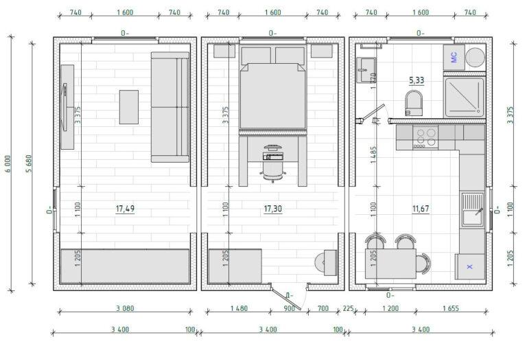 модульный-дом-планировка