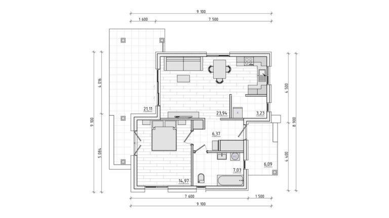 Saxon-план